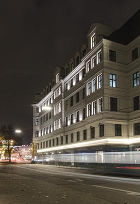 Lichtdesign München lenbachplatz 1 lumen3 lichtplaner büro für lichtplanung und